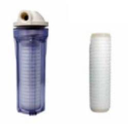 VitroSteril filtro W100F e contenitore W100pf