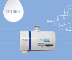 VitroSteril Antibatterico Filtro W4000