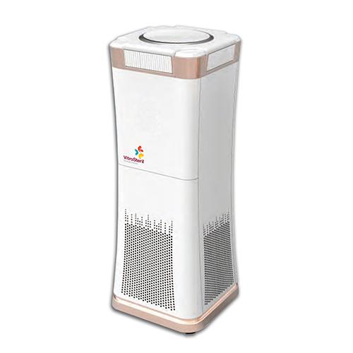 sterilizzatrice aria plasma mobile semovente